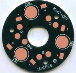 金属基PCB打样线路板